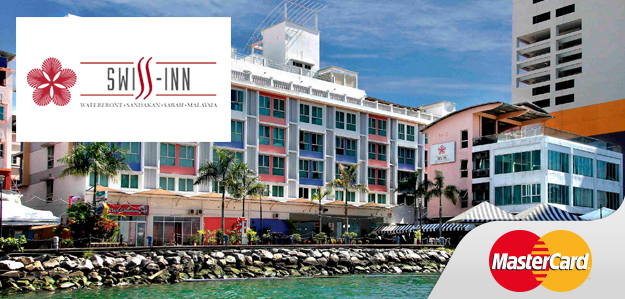 Swiss Inn Waterfront Sandakan - RM140++ for 2D1N